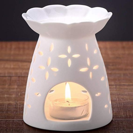 NJCharms essential oil burner
