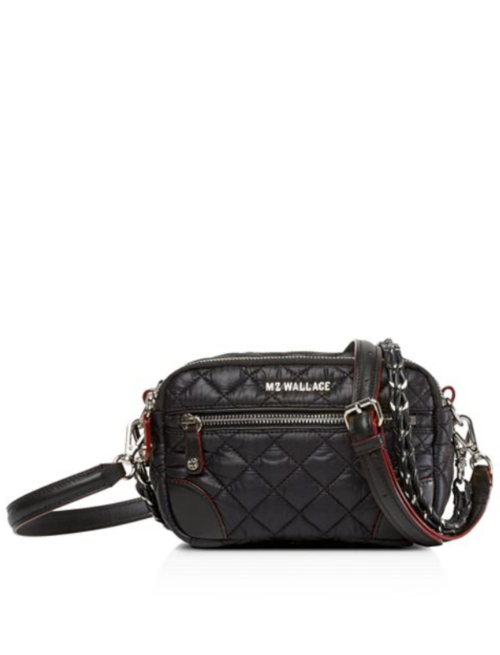 MZ WALLACE Mini Nylon Crossbody