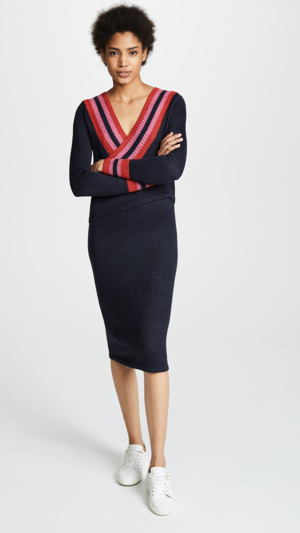 C/Meo Collective Sculpt Knit Dress