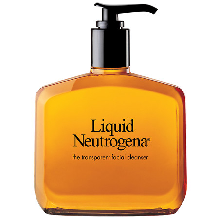 Neutrogena Liquid Facial Cleanser Fragrance Free8 oz