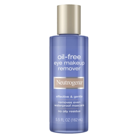 Neutrogena Oil-Free Eye Makeup Remover Liquid