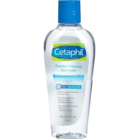 Cetaphil Gentle Waterproof Makeup Remover - 6oz