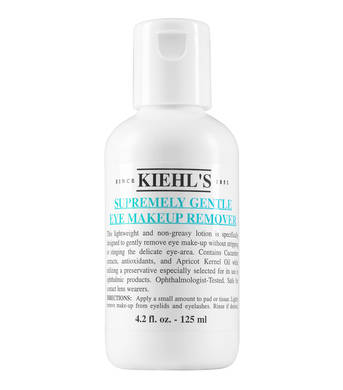 Kiehl's Supremely Gentle Eye Makeup Remover